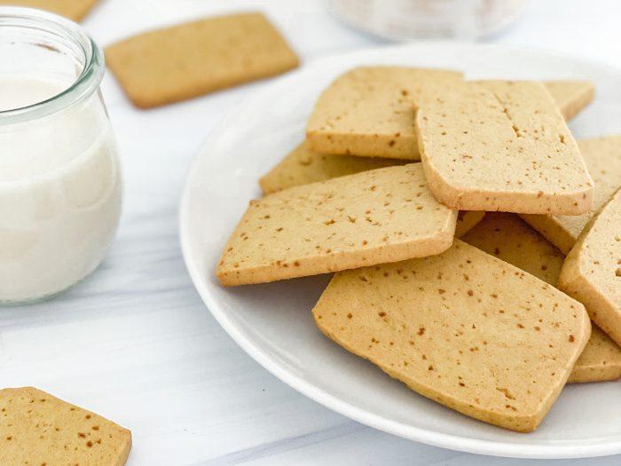 whole latte gold shortbread cookies